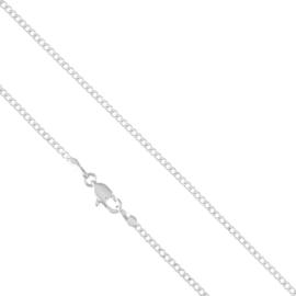 Łańcuszek pancerka 55cm Xuping - LAP2101