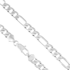 Łańcuszek figaro 50cm Xuping LAP2152