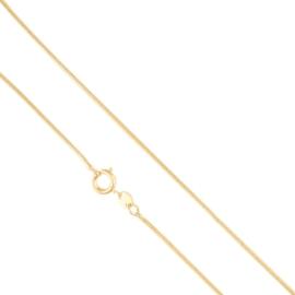 Łańcuszek linka 45cm Xuping LAP2182
