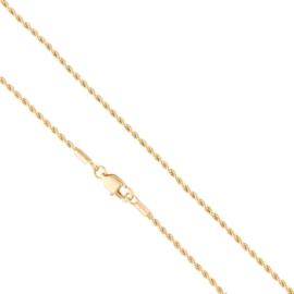 Łańcuszek kordel 50cm Xuping LAP2189