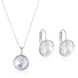 Komplet biżuterii Swarovski - Xuping PK554
