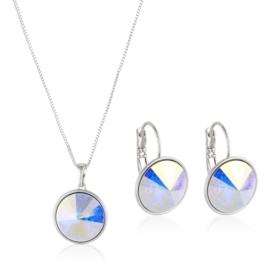 Komplet biżuterii Swarovski - Xuping PK555