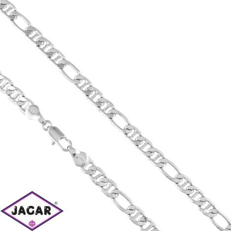 Łańcuszek figaro 50cm Xuping LAP2322