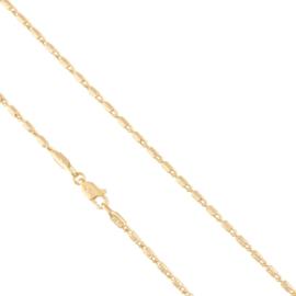 Łańcuszek 45cm Xuping LAP2595