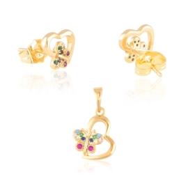 Komplet biżuterii Xuping PK614