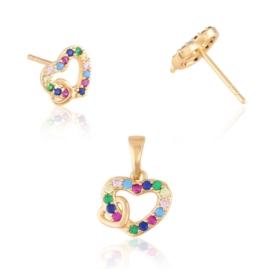 Komplet biżuterii Xuping PK615
