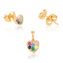 Komplet biżuterii Xuping PK657