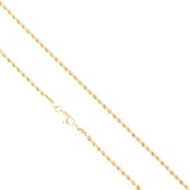 Łańcuszek kordel 50cm Xuping LAP2719