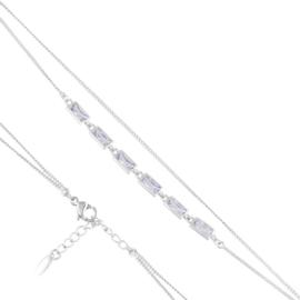 Bransoletka z kryształkami Xuping BP10521