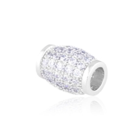 Przywieszka charms z kryształkami Xuping PRZ3255