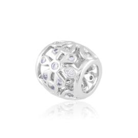 Przywieszka charms z kryształkami Xuping PRZ3258