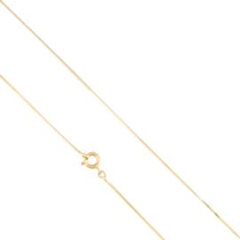 Łańcuszek linka 45cm Xuping LAP2856
