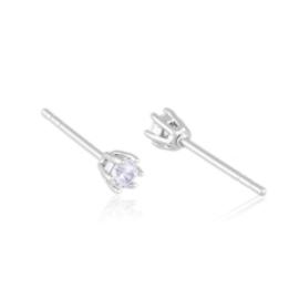 Kolczyki sztyfty z kryształkami Xuping EAP21372